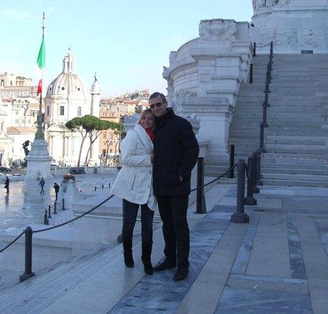 Vatican View: ALTARE DELLA PATRIA