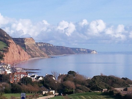 Victoria Hotel: Beautiful Sidmouth