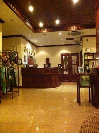 Soria Moria Boutique Hotel: lobby