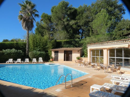 Best Western Castel Provence : pool