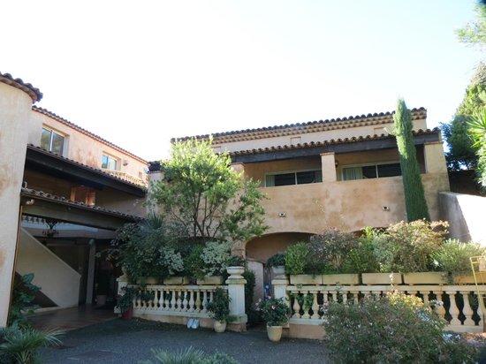Best Western Castel Provence : Hotel