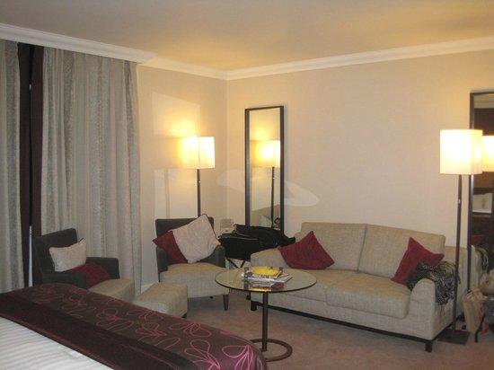 Doubletree by Hilton, Dunblane-Hydro: Our relaxation area