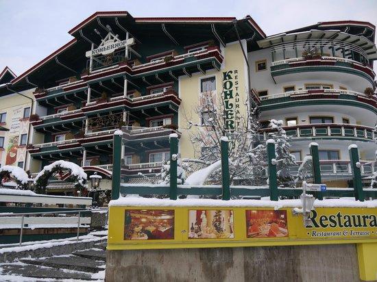 Hotel Kohlerhof: widok zewnętrzny