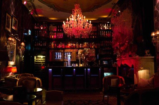 The Toren: The hotel bar