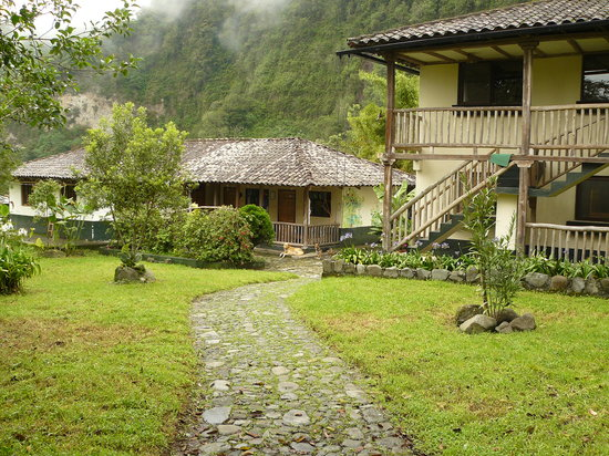 El Refugio de Intag Cloud Forest Lodge: Fully furnished Hummingbird House