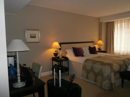 Hotel Haven: Room