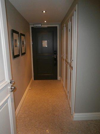 Hotel Haven: Hallway