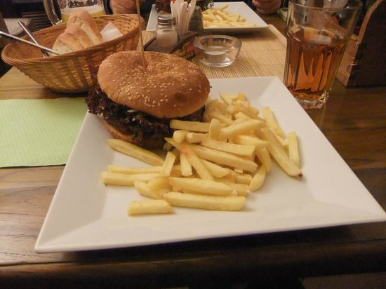 U Plebana: Big portions