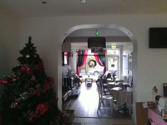 Bay View Boutique Guest House: All set for xmas