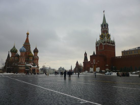 Odd Moscow - Free Walking Tours