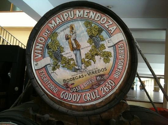 Bodegas Lopez: Antiguo