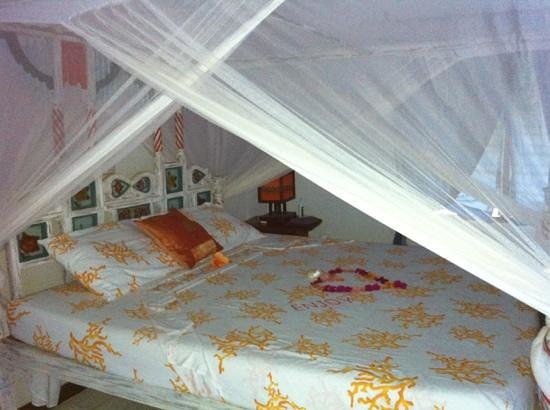 B&B Mela's: our bedroom