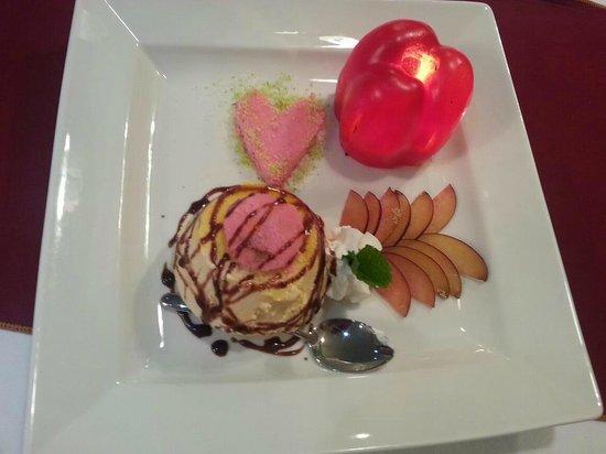 Al Naseeb: Dessert