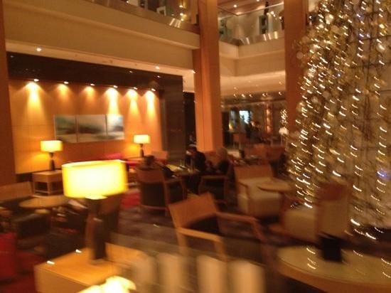 โรงแรม ฮิลตัน เวียนนา: salão principal