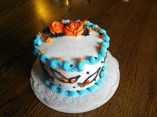 Kustom Kakes: Basic cake