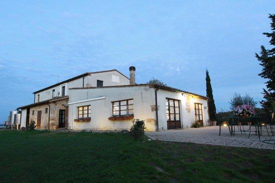 Agriturismo Il Vecchio Maneggio: The house