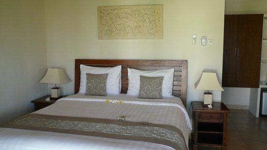 Kubu Indah Dive & Spa Resort: Chambre pour 2