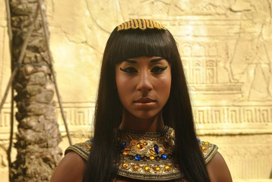 Sorry Liz but THIS is the real face of Cleopatra  Daily