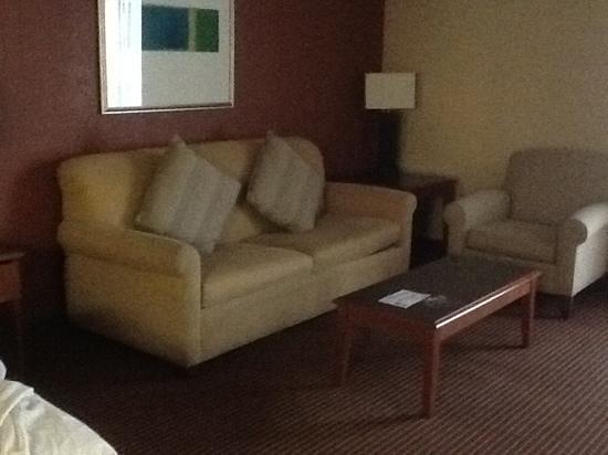 Atrium Hotel & Suites, DFW Airport South : beware