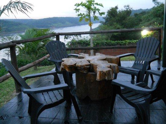 Costa del Sol Iguazu: El deck