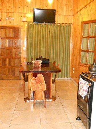 Costa del Sol Iguazu: El comedor