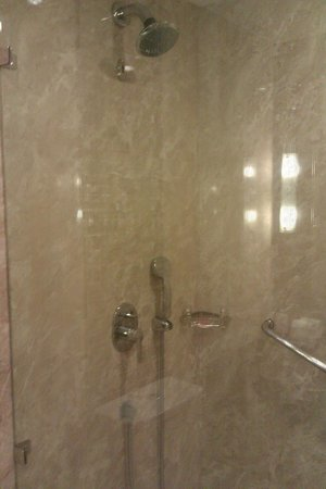 Country Inn & Suites By Carlson, Jaipur: The shower area
