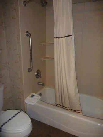 Best Western Plus Bryce Canyon Grand Hotel: Bath/Shower
