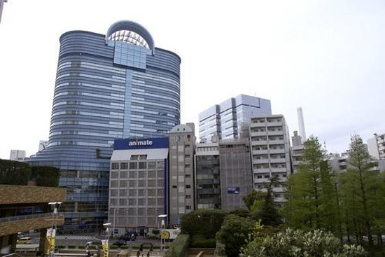 Sunshine City Prince Hotel: Look for the Toyota Amlux building which is attached to Sunshine City