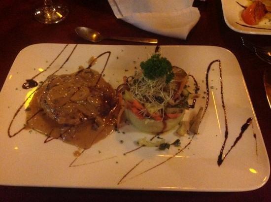 Hotel San Bada: Mahi Mahi dinner