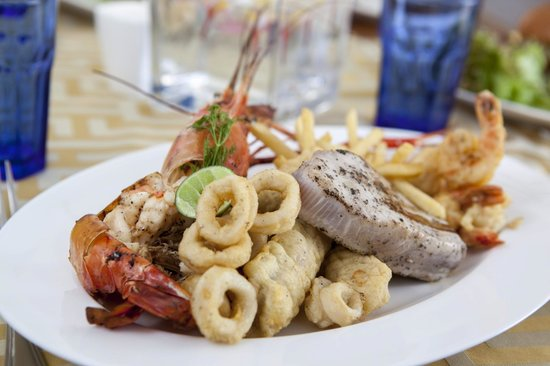 Deco on 44 : Seafood Platter