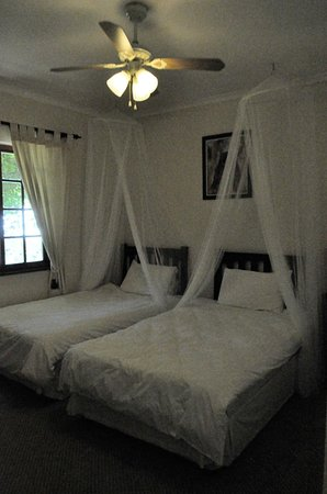 Palm House: 2 Double Beds