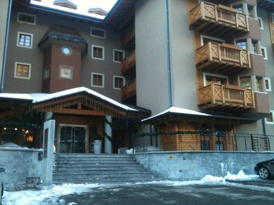 Hotel Chalet del Brenta: hcb campiglio