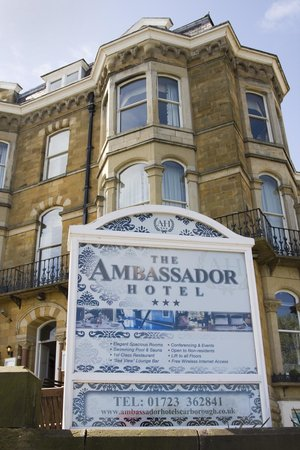 Photo of Ambassador Spa Hotel Scarborough