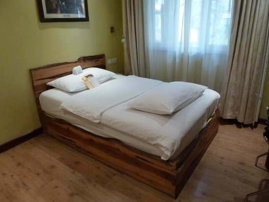 Fairview Hotel: My economy room