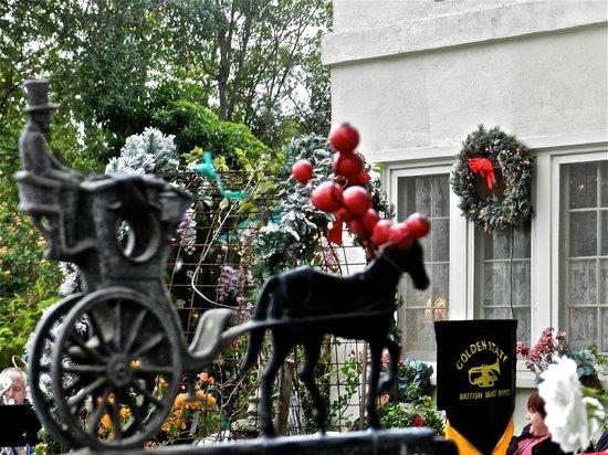 Rose Tree Cottage Christmas Tea