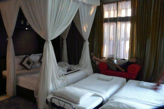 Lavender Luxury Villas & Spa Resort: Chambre