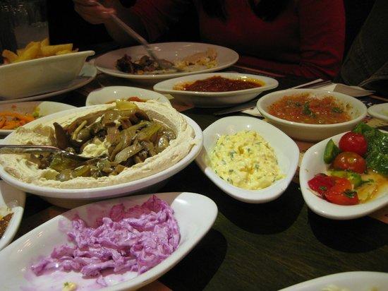 Achla Platinum Grill : Salads