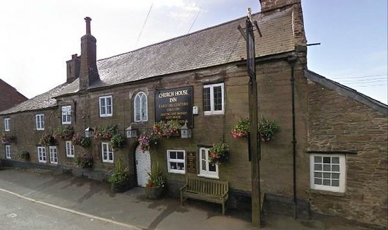 Kingsbridge, UK : Church House Inn, Churchstow