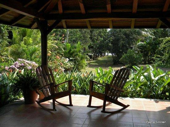 Finca San Juan de la Isla: Hacienda