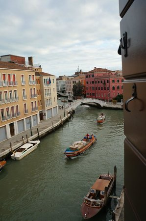 Arlecchino Hotel: view from my room