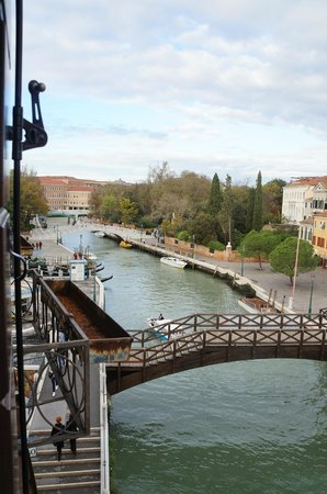 Arlecchino Hotel: view from the room