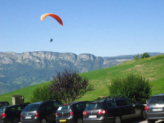 Annecy Aventure : Annecy, France Parapente