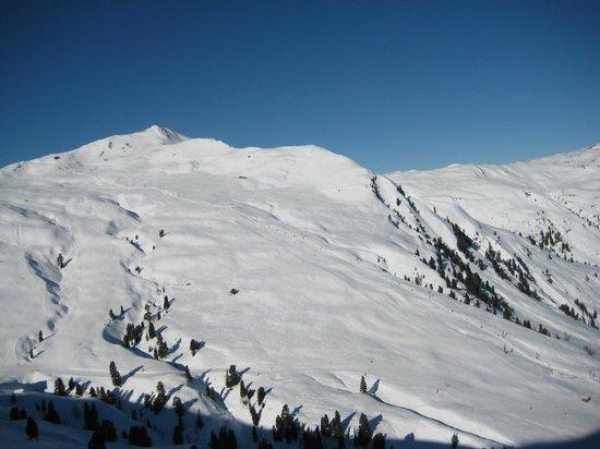 Wildkogel bei Bramberg