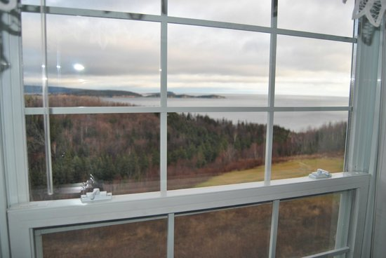 Castlerock Country Inn: vista camera