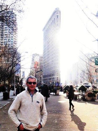 ذا تاورز أوف ذا والدورف أستوريا نيويورك: My Favourite Building In NY The Flatiron