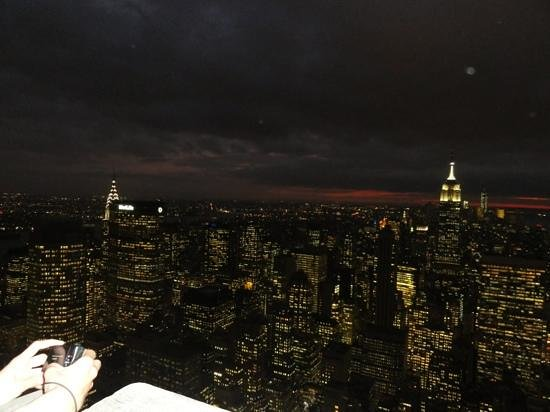 The Towers of the Waldorf Astoria - TEMPORARILY CLOSED: top Of The Rock At Dusk Is A Must NY Thing To Do!!