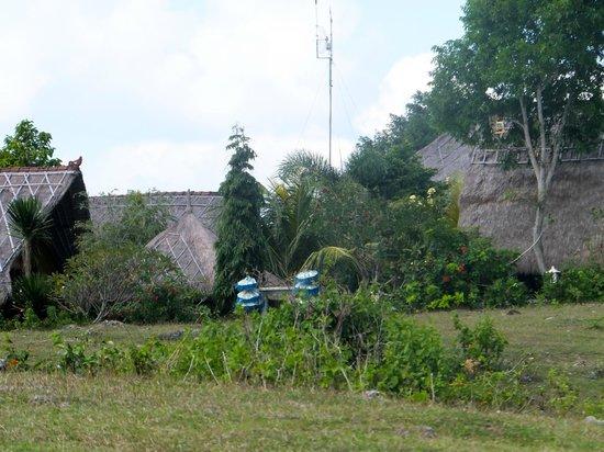 Balangan Sea View Bungalow: hotel