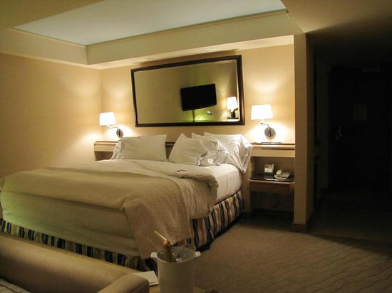 The Coeur d'Alene Resort: Comfortable King