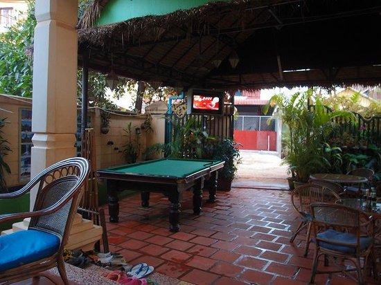 Hostel Siem Reap : pool
