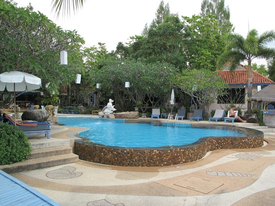 Ao Chalong Villa & Spa: Piscina 2